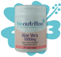 Bio Nutrition : Digestive Health : Aloe Vera 5000mg