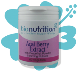 Bio Nutrition : Slim 'n' Trim : Açaí Berry Extract
