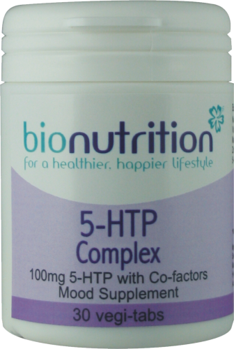 Bio Nutrition : Sleep, Mood & Memory : 5-HTP Complex