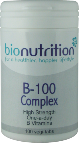 Bio Nutrition :  Men's Health : B-100 Complex - 100s